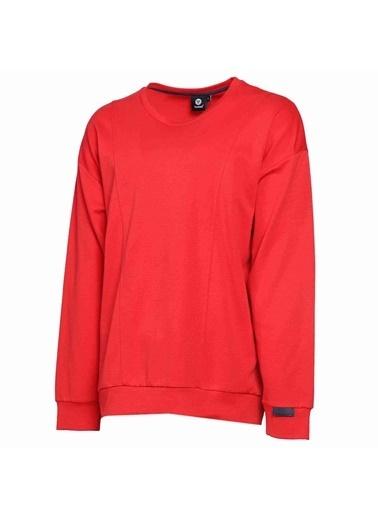 Hummel Kurıno Sweatshırt Kırmızı